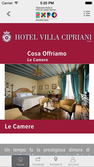 Hotel Cipriani Asolo