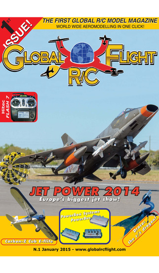 Global R C Flight - The first GLOBAL R C magazine