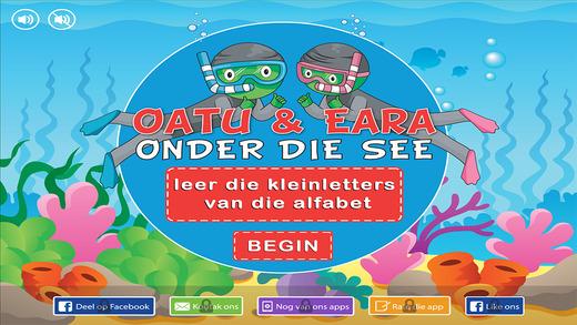 Oatu Eara: Kleinletters onder die see