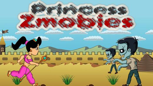 Princess Arabia Vs Zombies