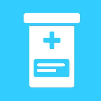 Drug Cards - Reference and Quiz 醫療 App LOGO-硬是要APP