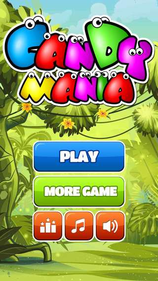 Candy Blitz Mania - Amazing pop game