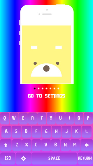 Colour Keyboard Free - Build Your Own Keyboard With Amazing Colours And Fonts For A Complete Customi