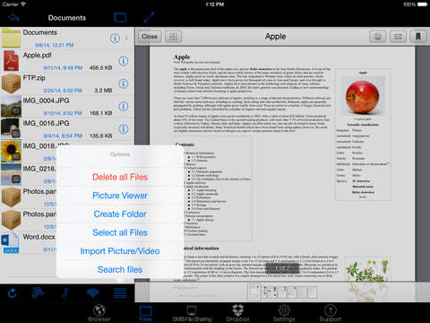 how to download avi files to ipad