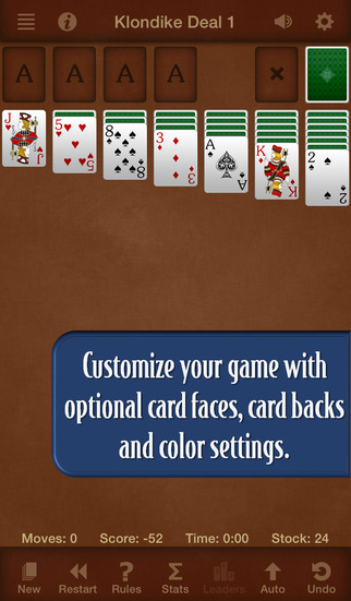 best free solitaire app for ipad