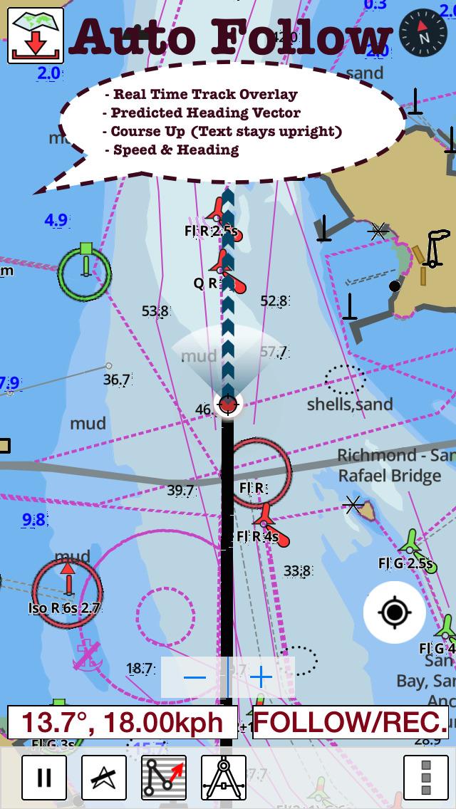 Navigation Maps For Boats River Navigation Maps For