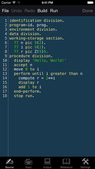 Cobol Programming Language