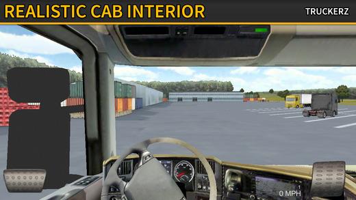 Truck Simulator Truckerz