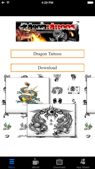 Dragon Tattoos:Over 300 of the hottest Dragon Tattoos