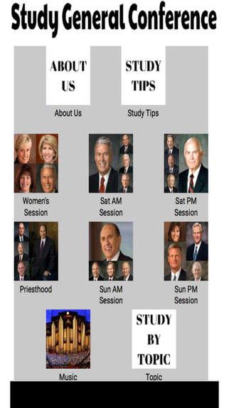 Study LDS Conf