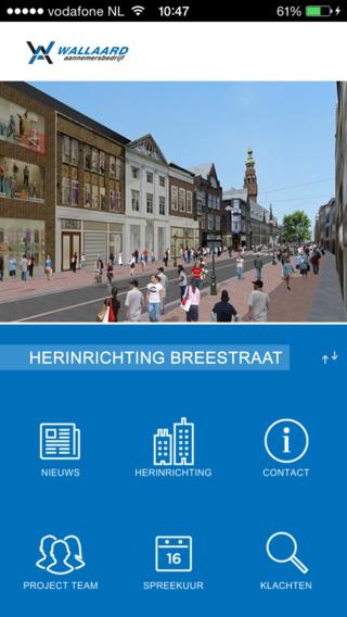 Breestraat App