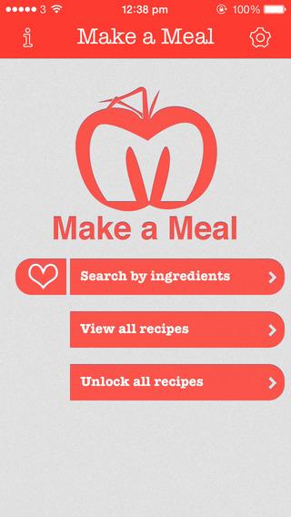 Make A Meal