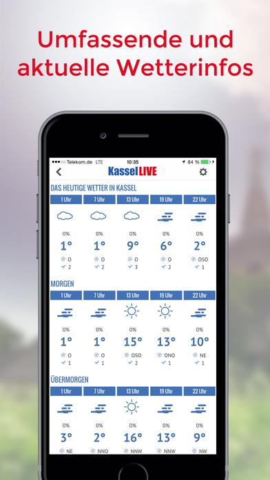 kassel live app store. Black Bedroom Furniture Sets. Home Design Ideas
