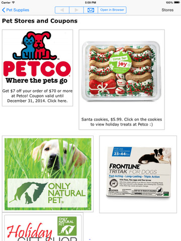 Coupon code for active dog supplies