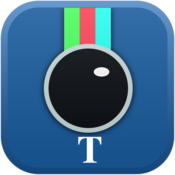 InstaTxtr - photo editor, filter effects, light-leak textures & texting for Instagram, Facebook, Twitter