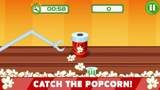 Catching Popcorn PRO