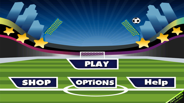 Soccer Ball Flick - Football Rush- Free