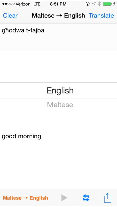 English Malay Translator iPhone Screenshot 4