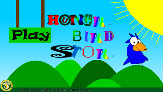 Hungry Bird Story