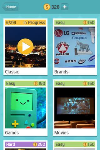 Pictoword: Fun Word Pics Games screenshot 4