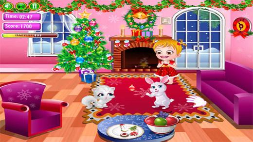Baby Christmas Fun