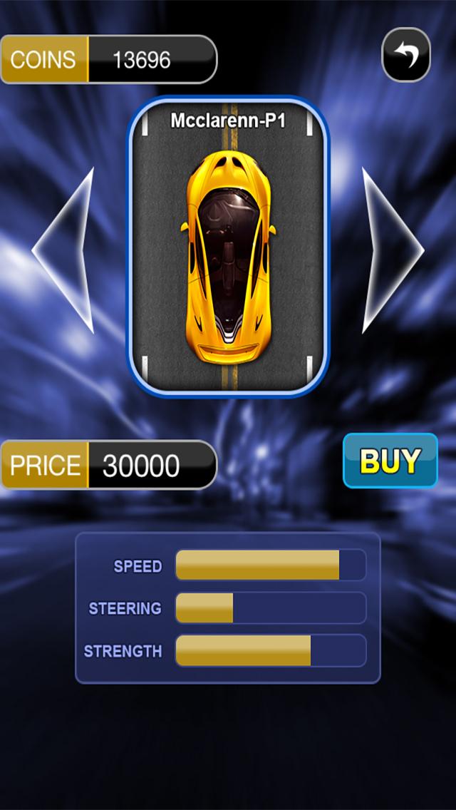 Crazy Car Racer Pro screenshot 2