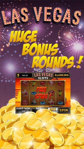 A Ace Atomic Las Vegas Slots - Free Slots Game