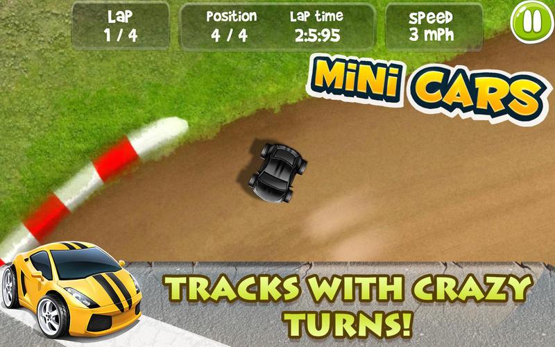 Mini Cars - Max Adventure Screenshot - 3