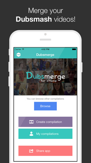 Dubsmerge - Merge your Dubsmash videos