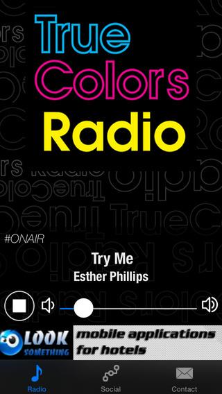TrueColorsRadio