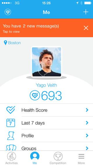 dacadoo – Health Score Lifestyle Navigation