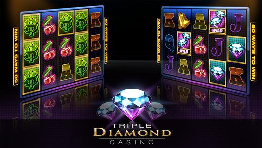 Triple Diamond Casino Slots: A Fun Las Vegas Slots Journey