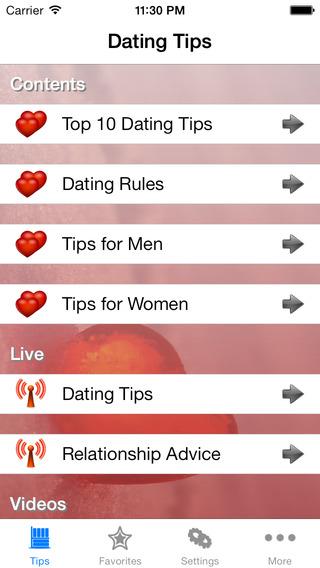 Dating Advice **