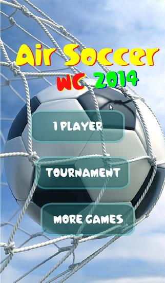 Air Soccer WC 2014