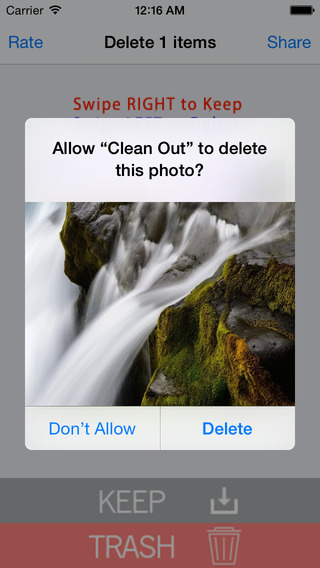 Photo Clean Out