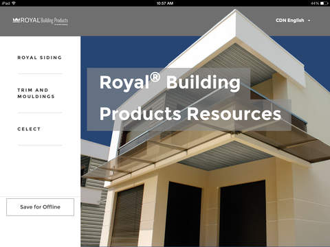 Royal Canada Resources App
