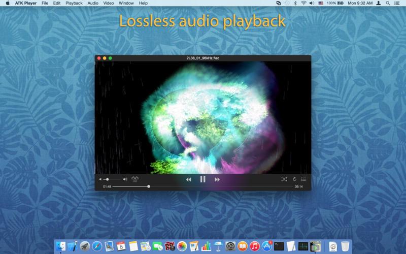 ATK Player скриншот программы 5