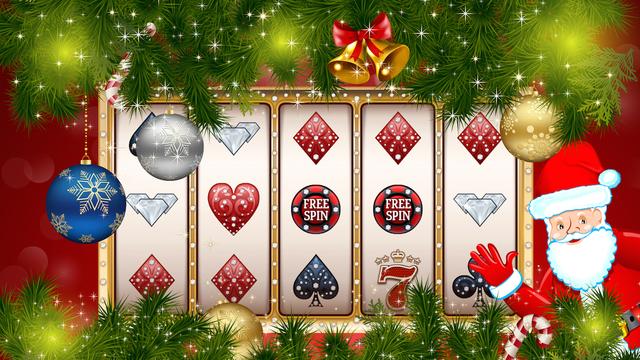 玩免費遊戲APP|下載Slots Christmas •◦• - Christmas Slots & Casino app不用錢|硬是要APP