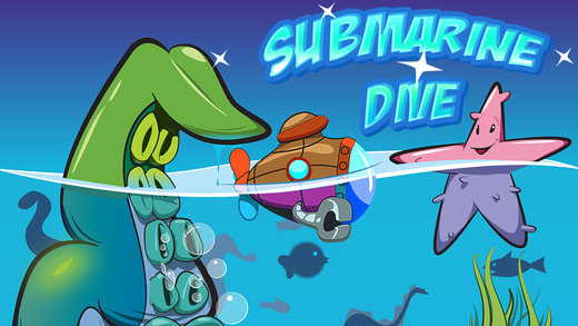 Submarine Dive - Skipper and Diver of the Royal Navy