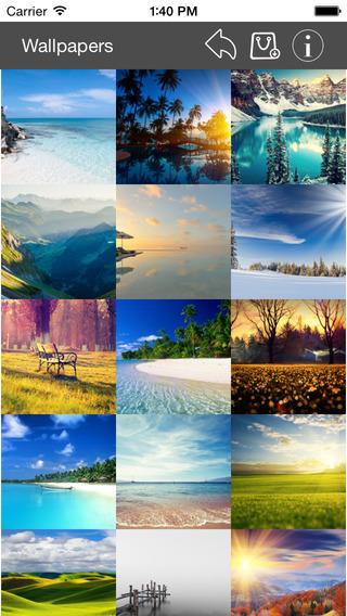 Wallpaper Collection Landscape Edition