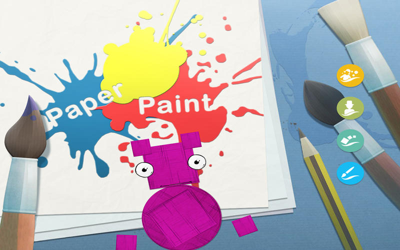 Paper Paint Screenshot - 1