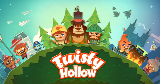 Twisty Hollow - 旋转山谷[iOS]丨反斗限免