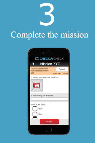 ChecknCheck screenshot 3