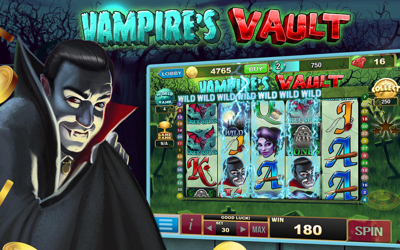 Slots of Legend Screenshot - 4