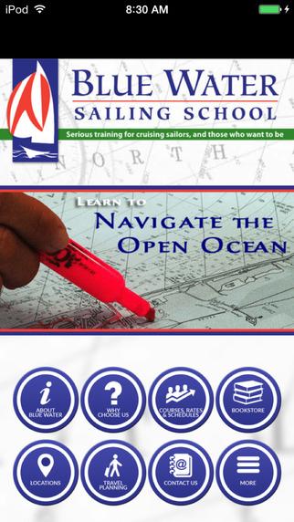 Blue Water Sailing School