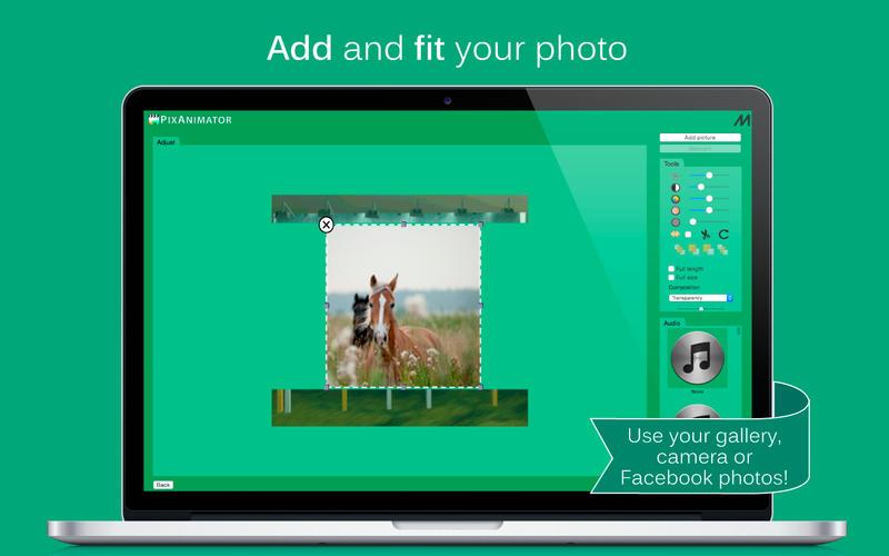 PixAnimator Screenshot - 2