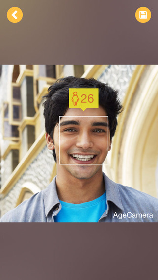 AgeCamera - how old do I look