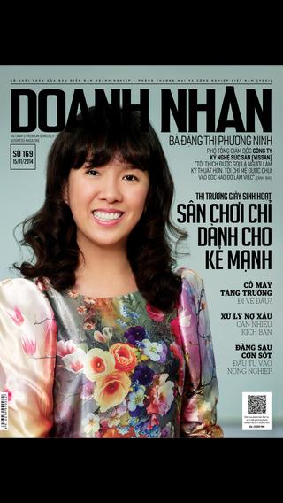 Doanh Nhân Magazine