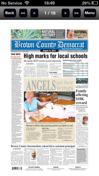 Brown County Democrat E-Edition