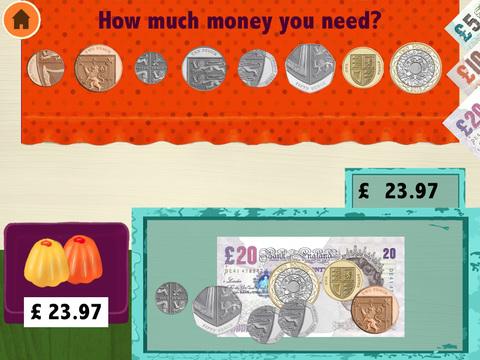 Moca Learning Money GBP£